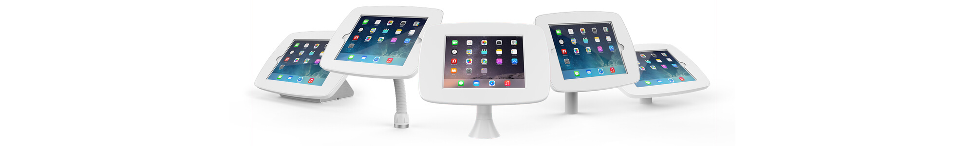 Background Bouncepad Tablet Kiosk Range