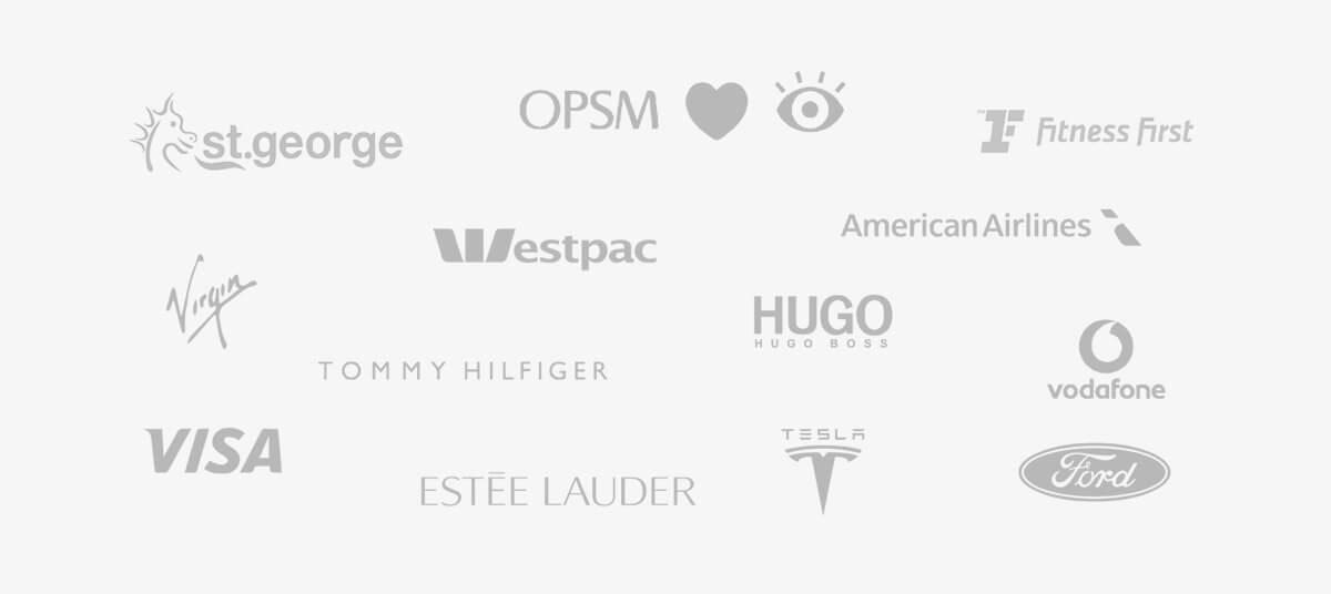Bouncepad Big Brand Logos