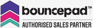Bouncepad Authorised Sales Partner Logo