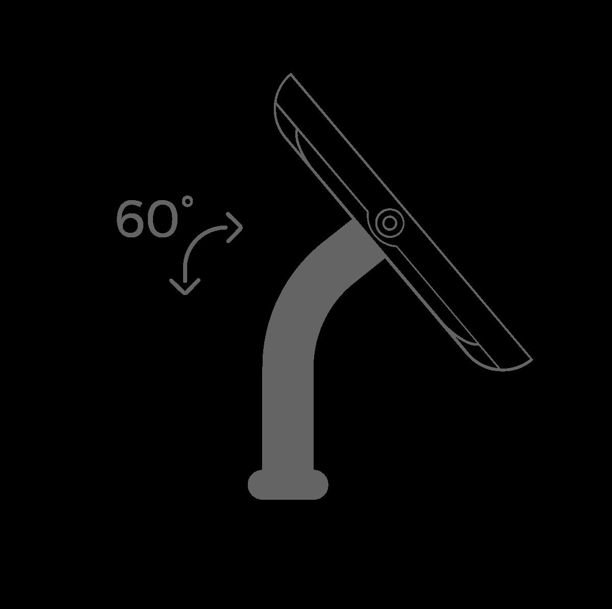 Jacloc Desk 60